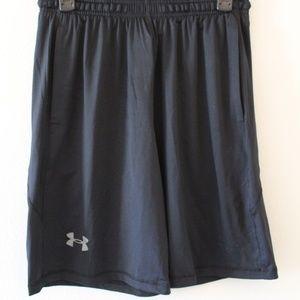 Men's Black Under Armour Shorts
